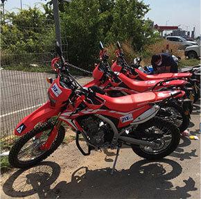 רישיון על אופנוע